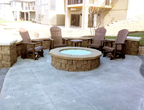 Lake Home Outdoor Space