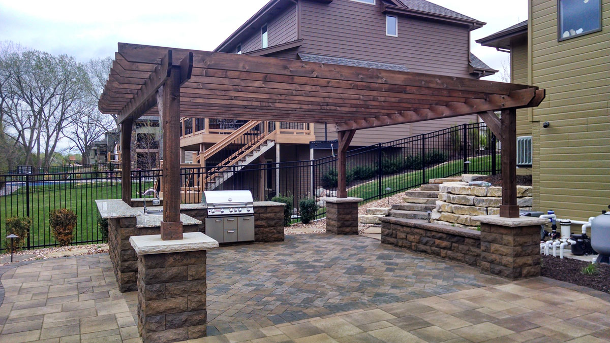 outdoors for your landscaping design innovative outdoors omaha