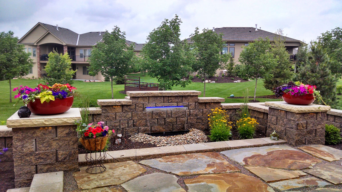 landscape design omaha nebraska innovative outdoors llc